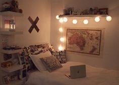 it looks like a comfortable bedroom