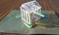 House Pop Up Card Tutorial
