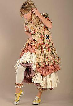 Robe tunique fleurie CALLAS Nadir Positano 2014 par Boho-Chic Clothing in Vêtements, accessoires, Femmes: vêtements, Robes | eBay