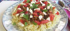 Orzo, Bologna, Grains, Spaghetti, Bob, Rice, Meat, Chicken, Ethnic Recipes