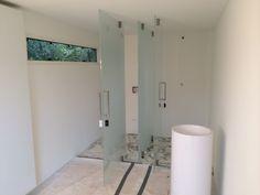 1000 images about dullcon onze projecten glazen deuren douchedeuren glazen wanden - Afscheiding glas keuken woonkamer ...