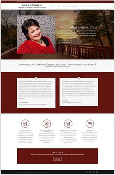 Helen Fagan, Ph.D.: Leadership and Diversity Scholar and Practitioner | http://helenfagan.com/