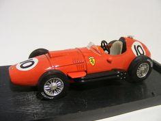 Ferrari 801 275 HP 1967 1:43 Brumm R122 Red - Speelgoedenverzamelshop.nl
