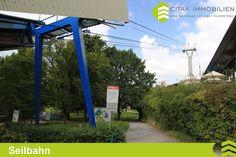 Stadtteil-Köln-Deutz-Seilbahn