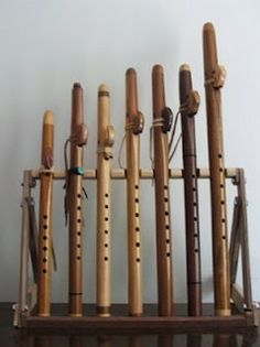Traditional Instruments of Native America