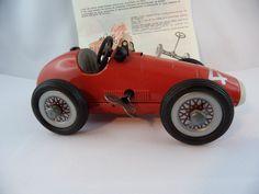 Schuco Grand Prix Racer 1070 Made in West. Germany mit Beschreibung