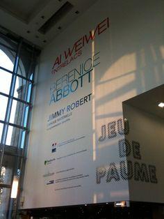 Ai Weiwei exhibition at Jeu de Paume, Paris