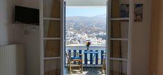 Accommodation view at Skrekos Villa.