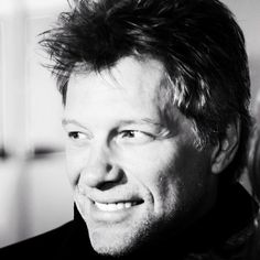 My childhood Rockstar crush... Bon Jovi at the Kenneth Cole show today! #mbfw #nyfw #bonjovi #kennethcole #fashion #music