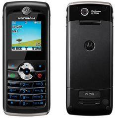 Quarto Celular - Motorola W218 - Provisório