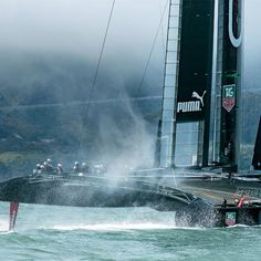 oracle team america's cup americas cup sailing larry ellison