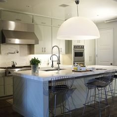 Cool modern kitchen | Kitchens | Kitchen ideas | Image