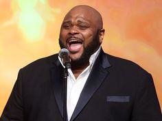 'American Idol' winner Ruben Studdard to compete on 'Biggest Loser' (Photo: Frederick M. Brown / Getty Images file)