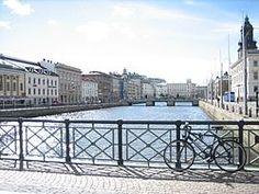 Gothenburg - the old city