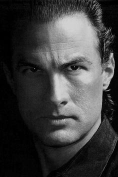 Steven Seagal: This beloved Hollywood martial arts specialist did not make his first film until he was 36, because nobody asked him to.