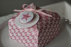 Anleitung Geschenkbox mit dem Envelop Punch Board