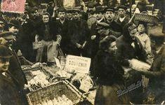 Souvenir des Halles - 1906