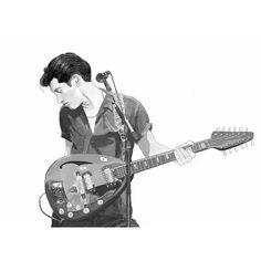 arina3636/2016/08/11 12:52:28/ #draw #drawing #paint #painting #art #artist #funart #digitalart #picture #рисунок #арт #фанарт #скетч #tablet #spen #note #scetch #sketchbook #blackandwhite #guitar #гитара #men #music #Alexturner #алекстернер #arcticmonkeys #am #thelastshadowpuppets #tlsp