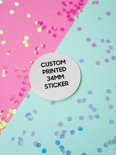 custom sticker printing white paper by ctdscraftsupply Custom Sticker Printing, Custom Stickers, White Paper, Gift Bags, School Ideas, Back To School, Packaging, Tags, Handmade Gifts