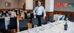 François Passga visita el restaurante segoviano, Casa Silvano Maracaibo, nuevo embajador de los vinos franceses en España http://revcyl.com/www/index.php/cultura-y-turismo/item/7451-fran%C3%A7ois-pa