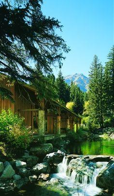 Robert Redford's Sundance, Provo Canyon, Utah