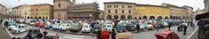 CIVITANOVA (Italie) 2016 Fête la FIAT 500....! importante participation....
