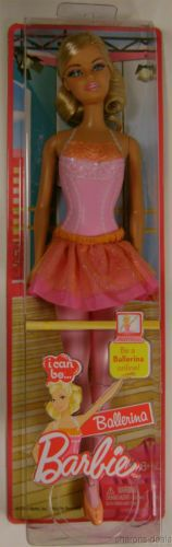 Barbie Doll I Can Be Ballerina Blonde Ankles Move Cloth Skirt Online Code Shoes | eBay