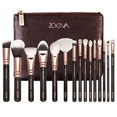 ZOEVA Rose Golden Vol. 1 Complete Brush Set | makeupbrushes | Beauty Bay
