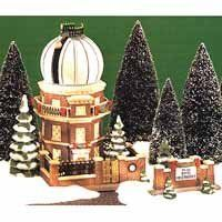 Department 56 The Old Royal Observatory Set of 2 Limited Edition Historical Landmark Series Heritage Village Dickens Village 58453 Retired Porcelain House Dept 56 D56 >>> Check this awesome product by going to the link at the image.