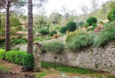 Bramasole Cortona Italy | All Countries Italy Cortona - Bramasole - Frances Mayes' hou… Gate ...