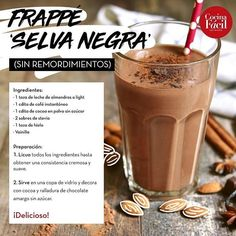 Banana smoothie with blender - Clean Eating Snacks Healthy Smoothies, Healthy Drinks, Smoothie Recipes, Healthy Snacks, Healthy Recipes, Healthy Eats, Nutrition Drinks, Drink Recipes, Café Chocolate