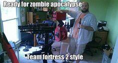 Zombie apocalypse - www.meme-lol.com