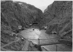 Hoover Dam, Six Companies, Inc. –––––– Six Companies, Inc. Hoover Dam Public Infrastructure N W Year : Location :. Hoover Dam Construction, Construction Worker, Construction Contractors, Boulder City, Lake Mead, Concrete Steps, Colorado River, Bouldering, Las Vegas