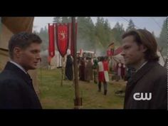 Producer's Preview for LARP and the Real Girl. YOU GUYS DEAN AND HIS COSPLAY. <3 #Supernatural #S8