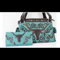 Purse and wallet Beautiful bag and wallet Bags