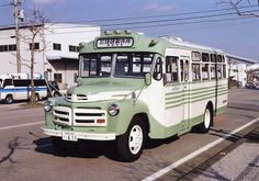 日産 590型  ボンネットバス