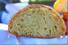 Il pane siciliano con la paste madre