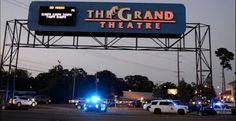 Galdino Saquarema 1ª Página: Homem mata duas pessoas em cinema em Louisiana (EUA)