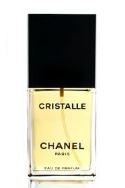 Chanel Cristalle.  Clean, green and flinty!  Forest, grassy, classy, sarcastic...