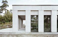 #Architecture in #Sweden - #House by Hermansson Hiller Lundberg