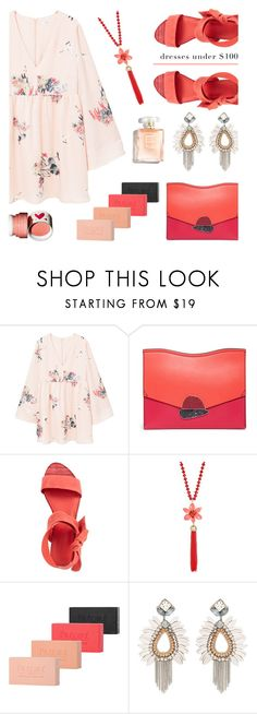 """It's Complicated, So She Decided To Make It Simple, Plus The Contest Is About To End"" by sharee64 ❤ liked on Polyvore featuring MANGO, Proenza Schouler, Pour La Victoire, Kate Spade, Prédiré Paris and Clarins"