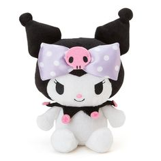 36Sanrio Japan Kuromi Everyone Plush Doll