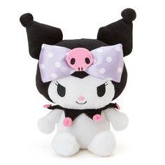 36Sanrio Japan Kuromi Everyone Plush Doll