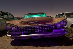 some great night photography by Troy Paiva. Canted by Lost America, via Flickr