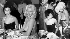 HOLLYWOOD'S FIRST Sex Bomb: Jayne Mansfield!   Her LIFE in PHOTOS: http://www.clubfashionista.com/2013/06/jayne-mansfield-in-photos.html  #JayneMansfield #OldHollywood #SilverScreen #icon