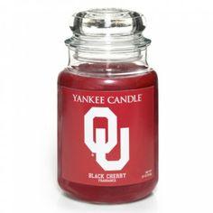 OU Sooners Yankee Candle