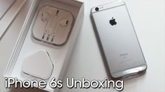 iPhone 6s Unboxing [Space Grey] | Rachybop