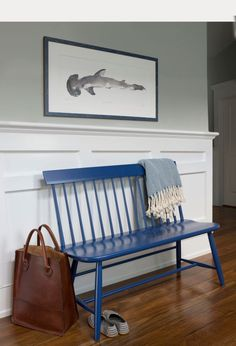 Bench by Maine Cottage | Margaret Bench #mainecottage