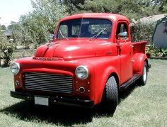 Rawge's 1950 Dodge Truck