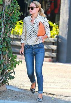 ローレン・コンラッド|海外セレブ最新画像・私服ファッション・着用ブランドチェック DailyCelebrityDiary*